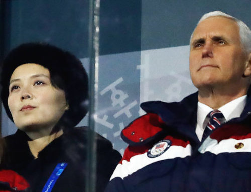 Mike Pense Did Not Reduce Tension on Korean Border