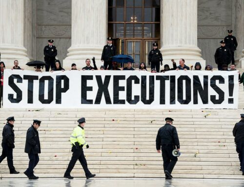 What to Do Today If You Reject the Death Penalty