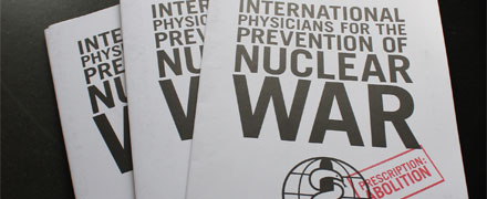 physicians for the prevention of nuclear war