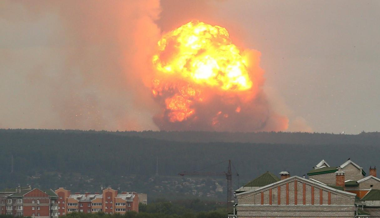 nuclear weapons accident