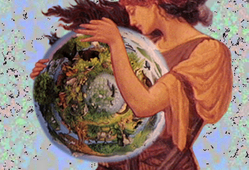 Mother Earth Fighting Back